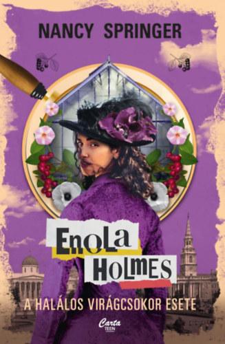 Enola Homes - A halálos virágcsokor esete