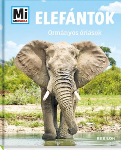Elefántok – Ormányos óriások – Mi Micsoda