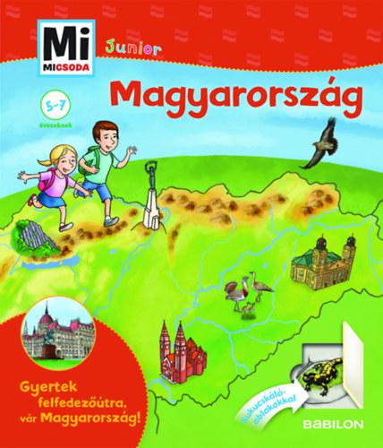 Magyarország – Mi Micsoda Junior