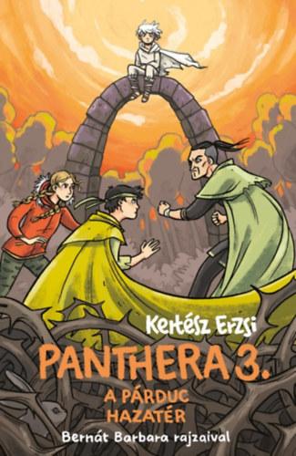 Panthera 3. – A párduc hazatér