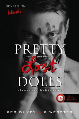 Pretty Lost Dolls – Elveszett babácskák – Csinos játék babák 2.