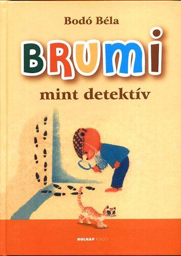 Brumi mint detektív
