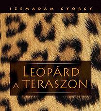 Leopárd a teraszon