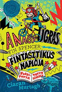 A nagy ugrás : Fin Spencer fintisztikus naplója