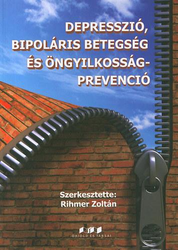 Depresszió, bipoláris betegség és öngyilkosság-prevenció