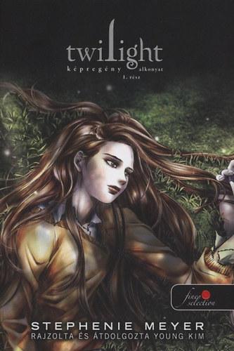 Twilight (Alkonyat) képregény – 1. rész