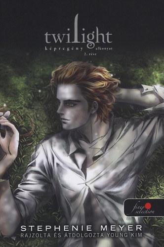 Twilight (Alkonyat) képregény – 2. rész