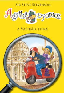 Agatha nyomoz – A Vatikán titka