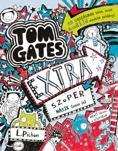Extra szuper nasik (nem is) – Tom Gates 5 és fél