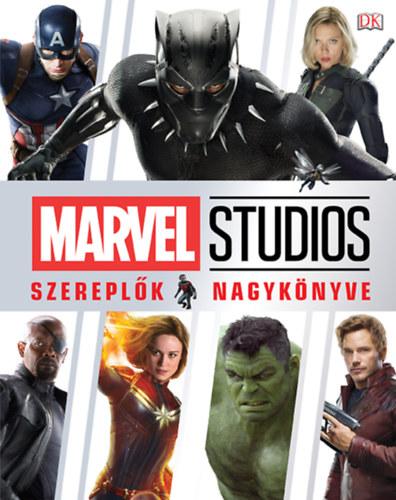 Marvel Studios – Szereplők nagykönyve