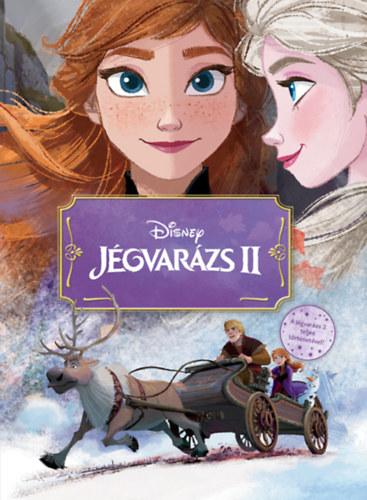 Jégvarázs II. - Filmkönyv