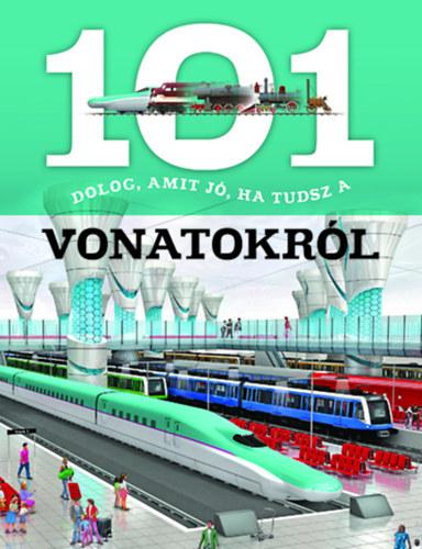 101 dolog, amit jó, ha tudsz a vonatokról