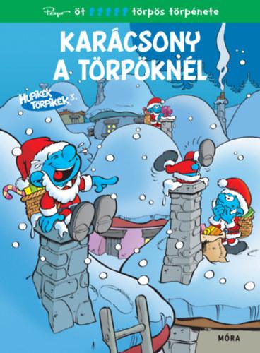 Hupikék Törpikék – Karácsony a törpöknél