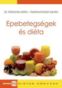 Epebetegségek és diéta